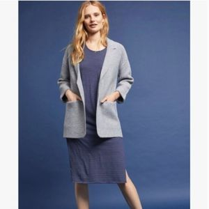 Anthropologie Angie Sweater Coat by Moth